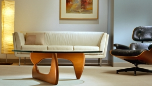 Noguchi Coffee Table In Warm Color