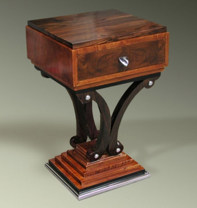 Occasional Table With Drawer