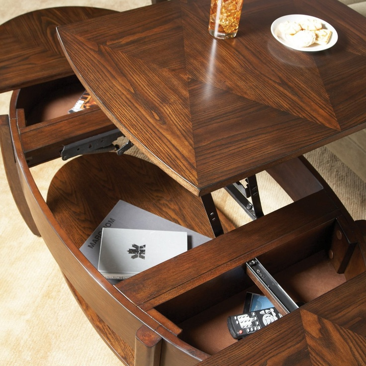 Oval Lift Top Coffee Tables Galore
