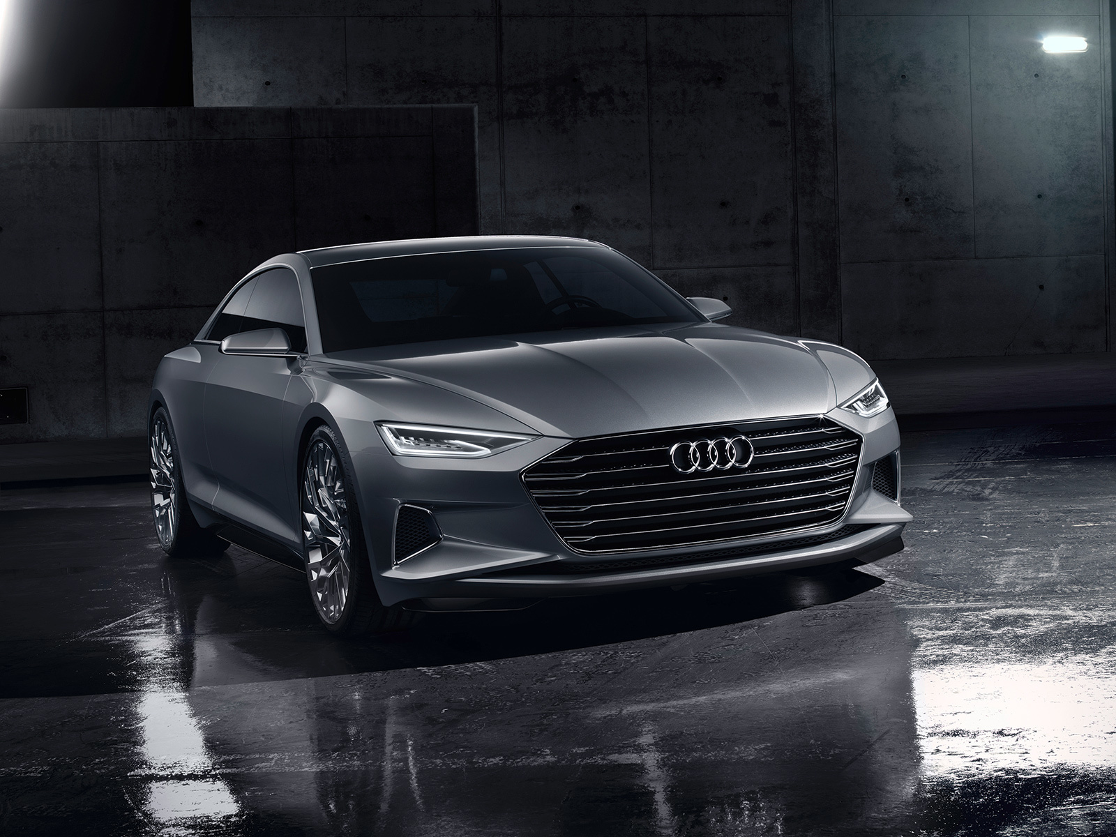 Pictures Of Audi A9 2016 Concept