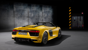 Pictures Of Audi R8 Spyder