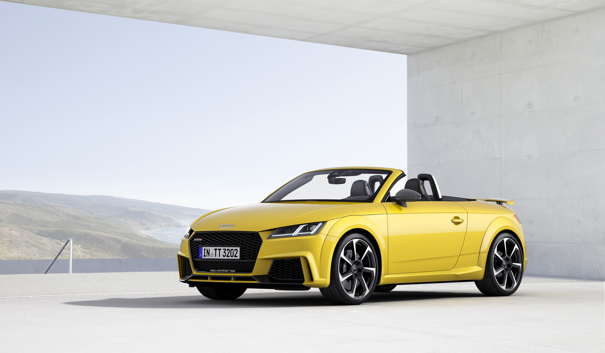 Pictures Of Audi TT RS