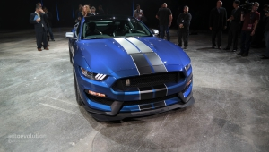 Pictures Of Ford Mustang Shelby GT350 2016