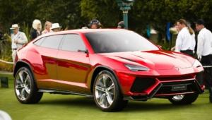 Pictures Of Lamborghini Urus