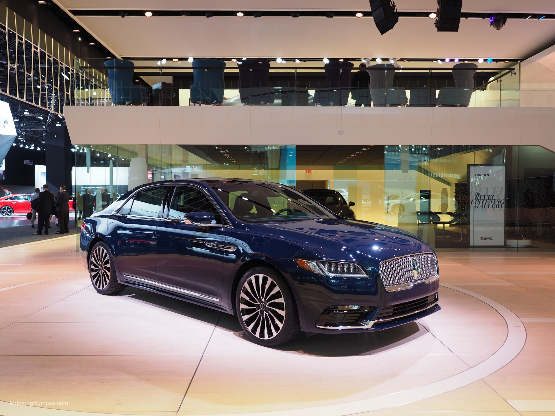Pictures Of Lincoln Continental 2017
