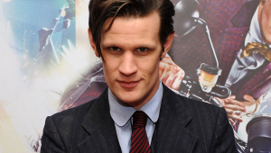 Pictures Of Matt Smith