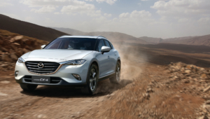 Pictures Of Mazda CX 4