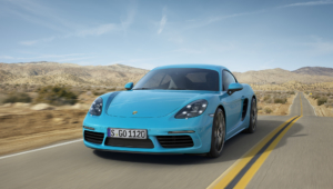 Pictures Of Porsche 718 Cayman