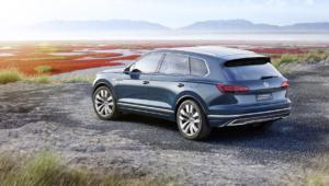Pictures Of Volkswagen T Prime Concept GTE