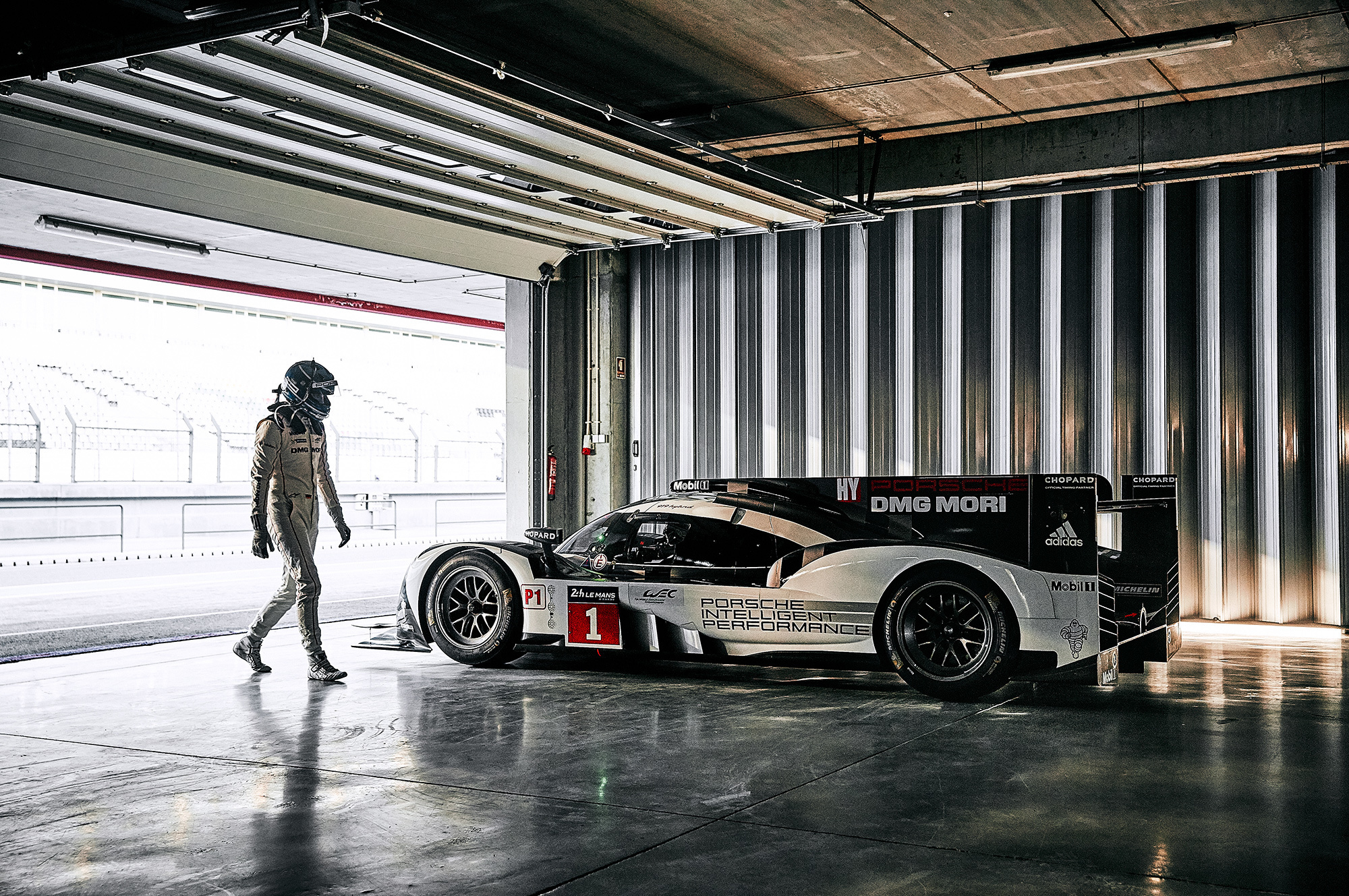 Porsche 919 High Definition Wallpapers