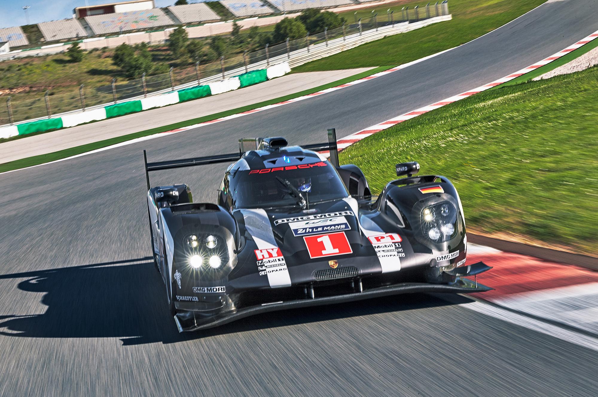 Porsche 919 Wallpapers HD