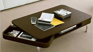 Practical Coffee Table Idea