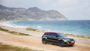 Range Rover Evoque 2017 HD Desktop