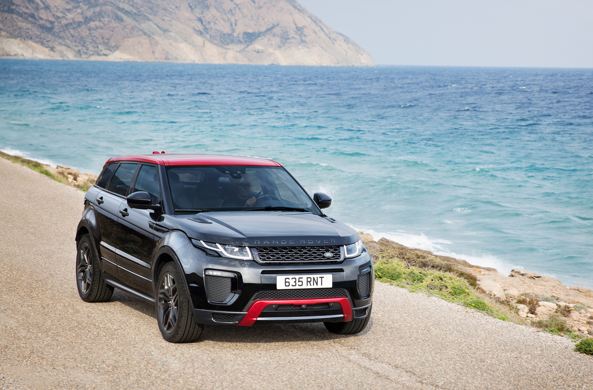 Range Rover Evoque 2017 High Quality Wallpapers