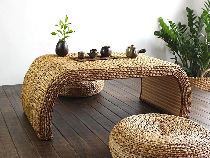 Rattan Coffee Table Exclusive Design