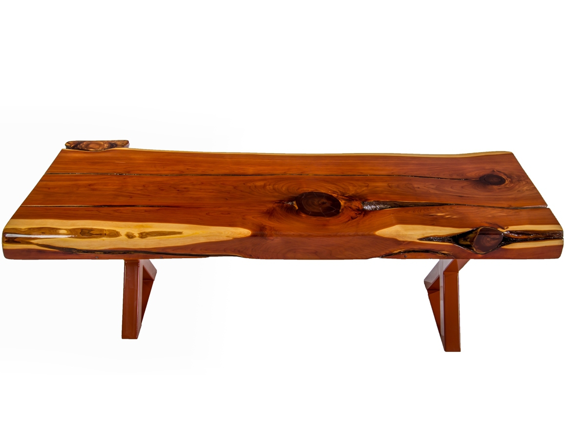 Reclaimed Wood Overstock Coffee Table