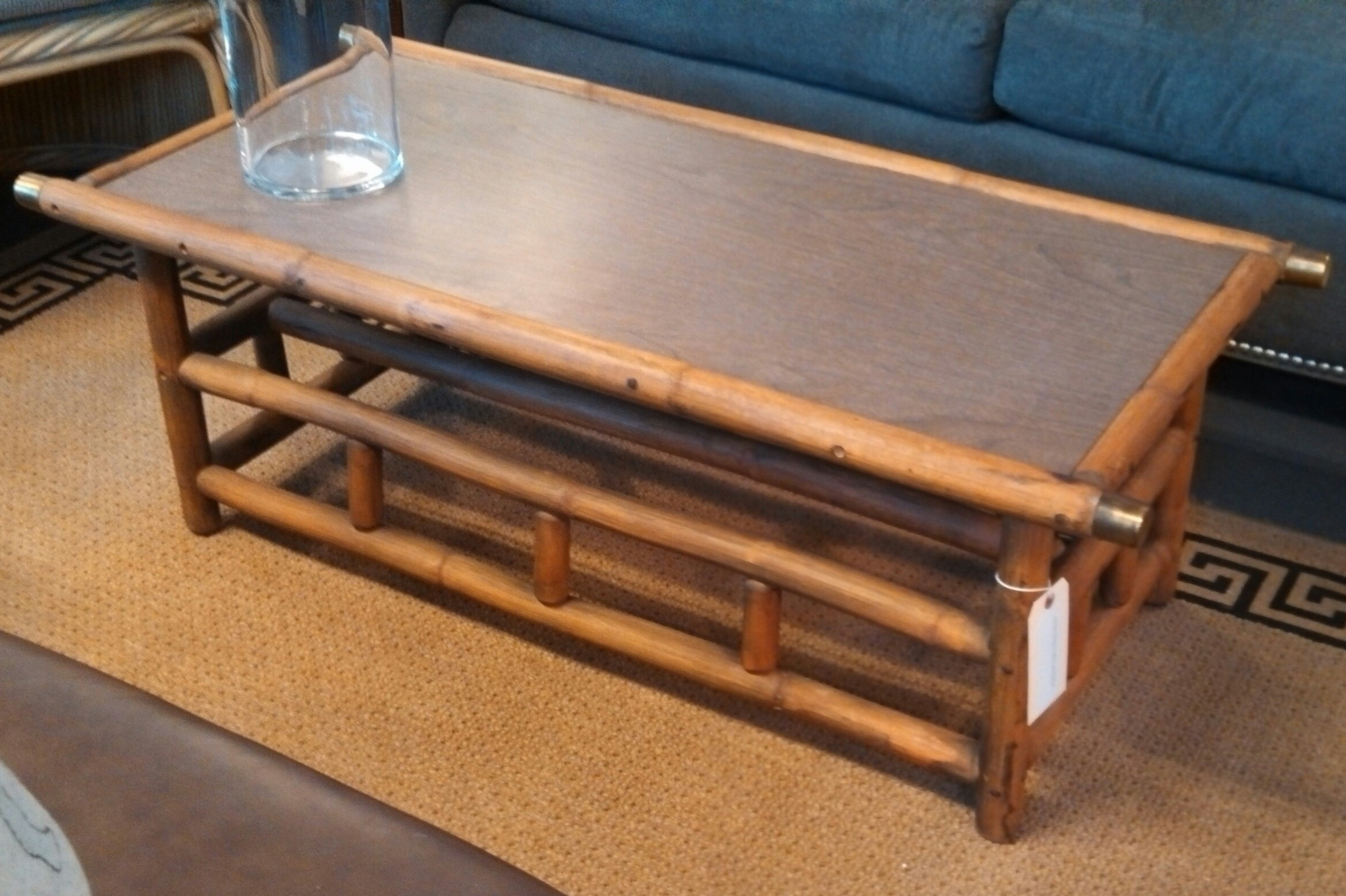 Bamboo Coffee Table Design Images Photos Pictures