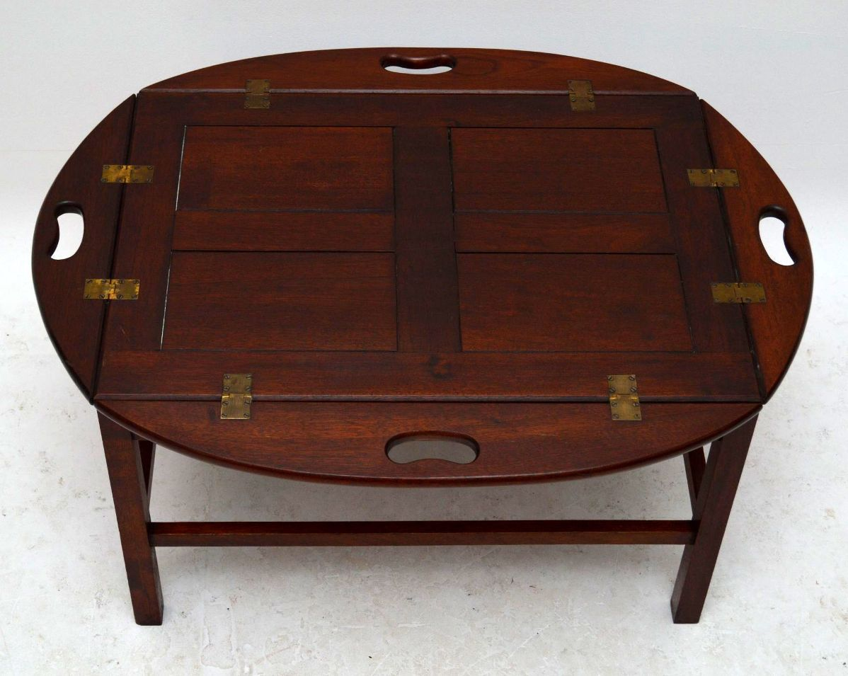 Redwood Coffee Table With Lift Top