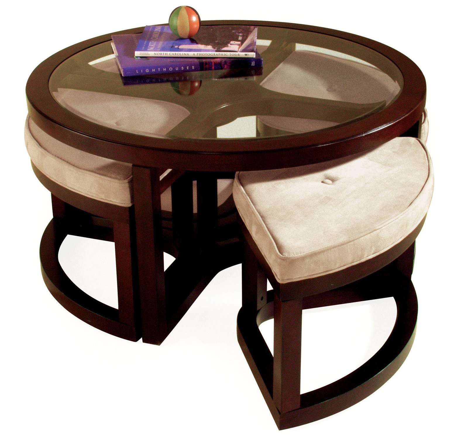 Round Coffee Tables Galore Ideas