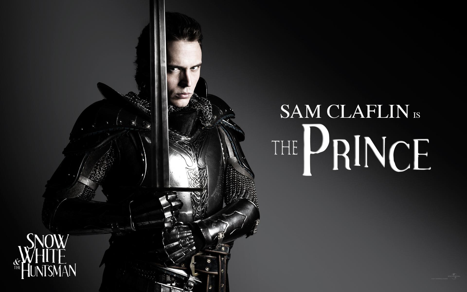Sam Claflin HD Background