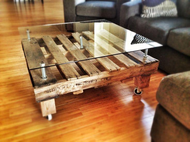Selfmade Oversized Coffee Table