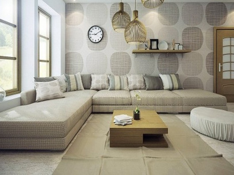 Simple Living Room Coffee Table