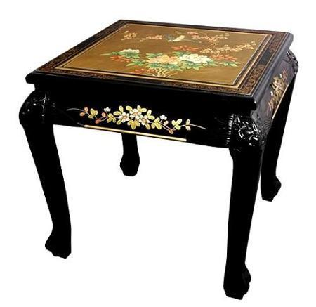 Small Asian Coffee Table