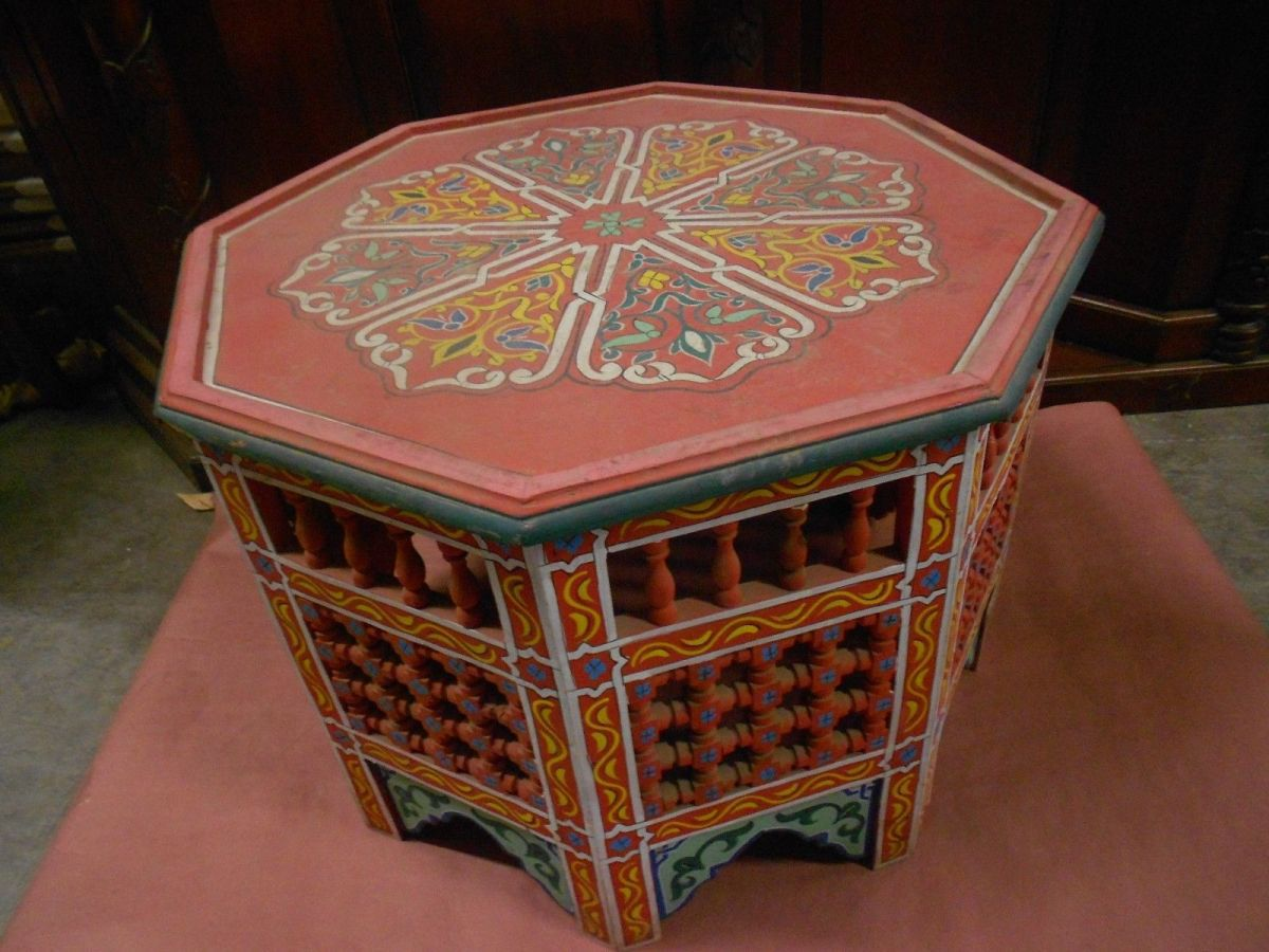 Small Moroccan Coffee Table