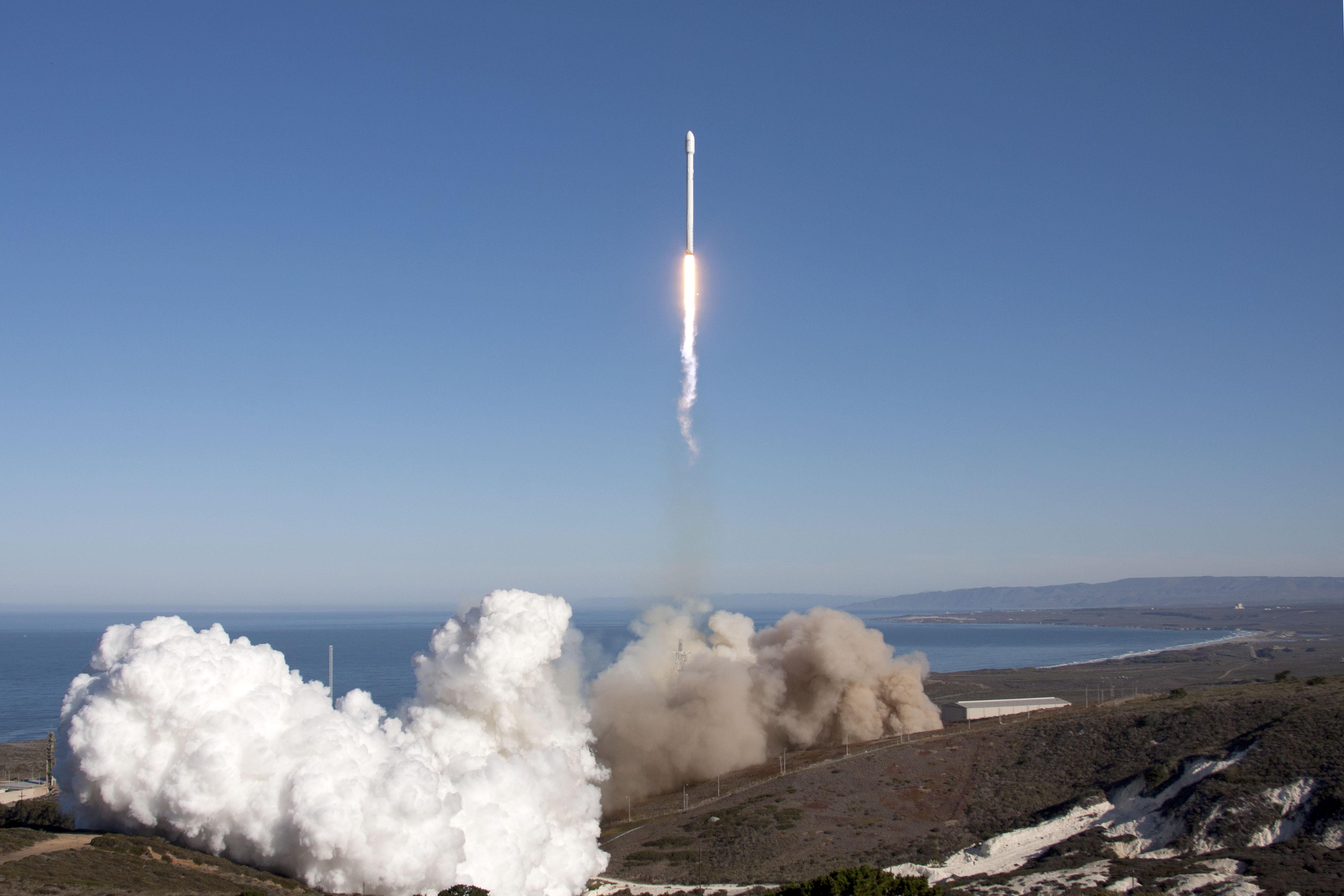 SpaceX Full HD