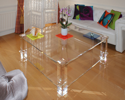 Acrylic Coffee Table