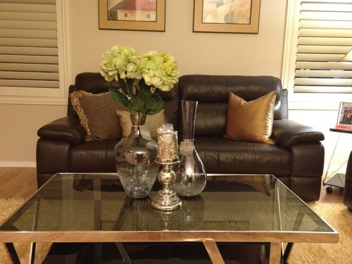 Standart Coffee Table Centerpieces