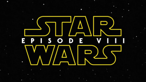 Star Wars Episode VIII Images