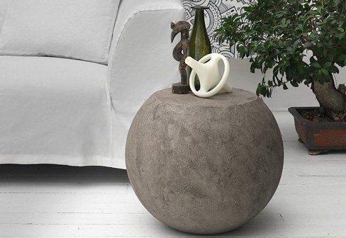 Stone Mini Coffee Table