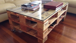 Style For Multifunctional Coffee Table