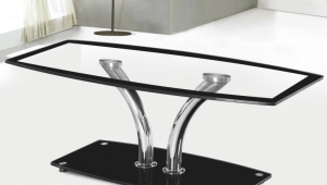 Stylish Glass Coffee Table