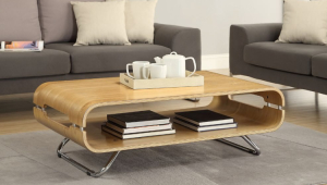Stylish And Practical Coffee Table Idea