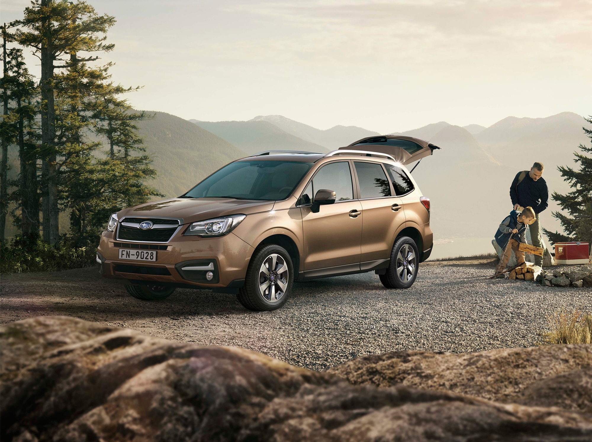 Subaru Forester Images