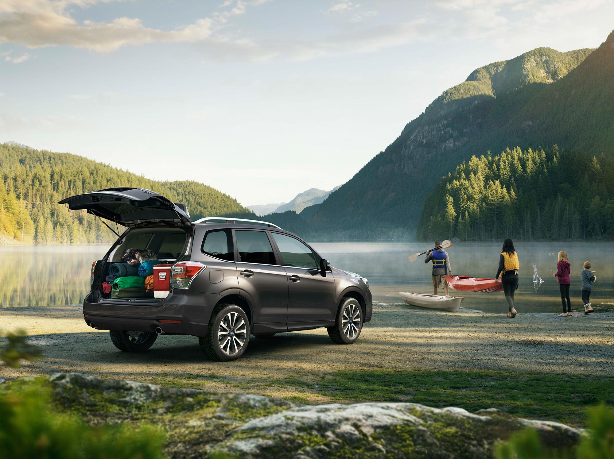 Subaru Forester Photos