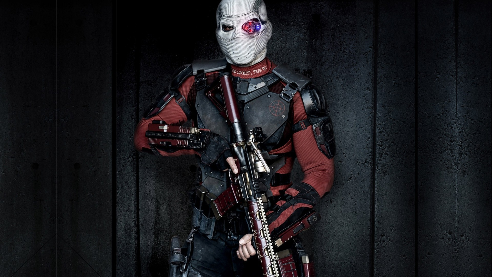 Suicide Squad Will Smith Deadshot
