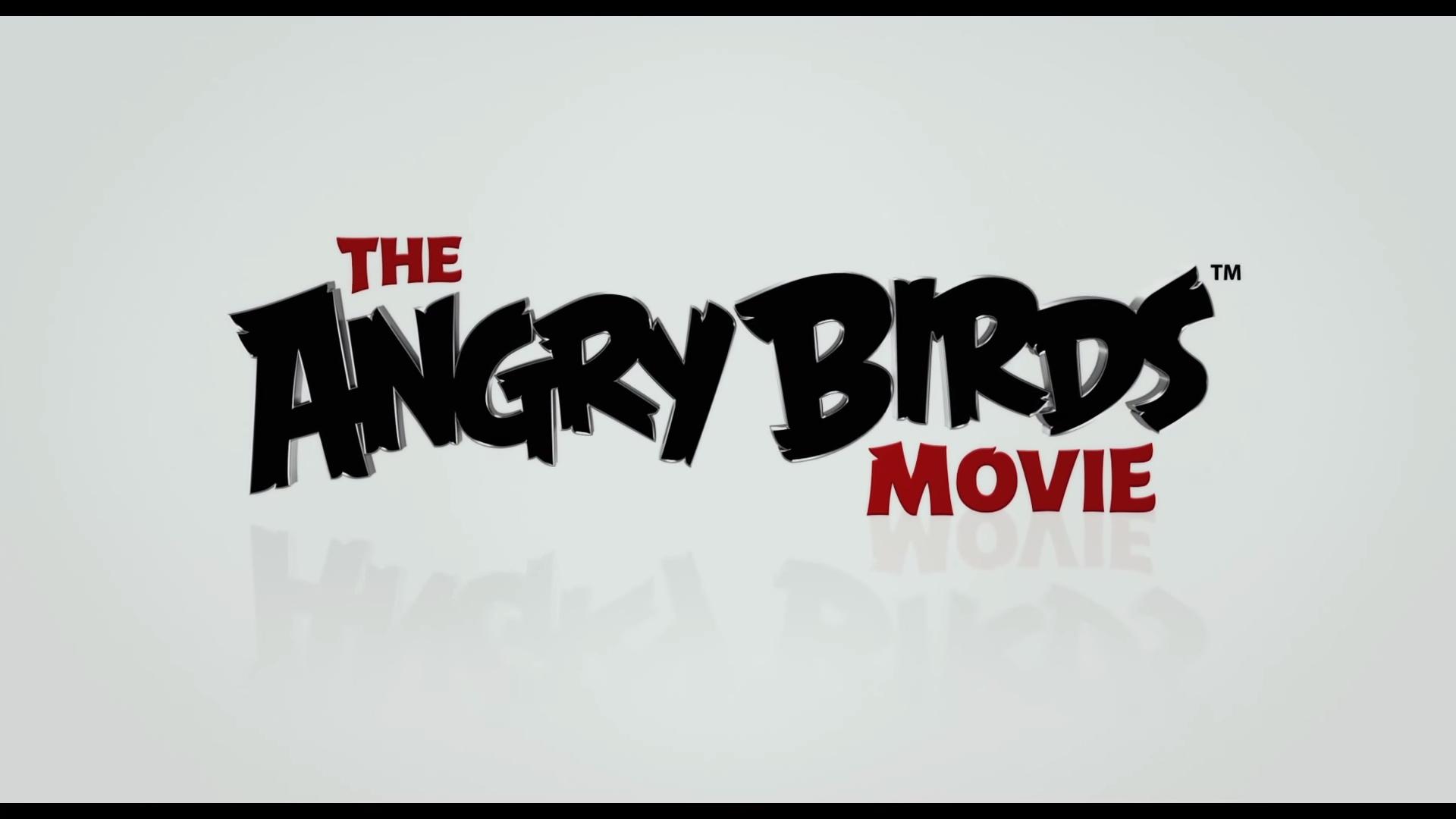 The Angry Birds Movie Logo