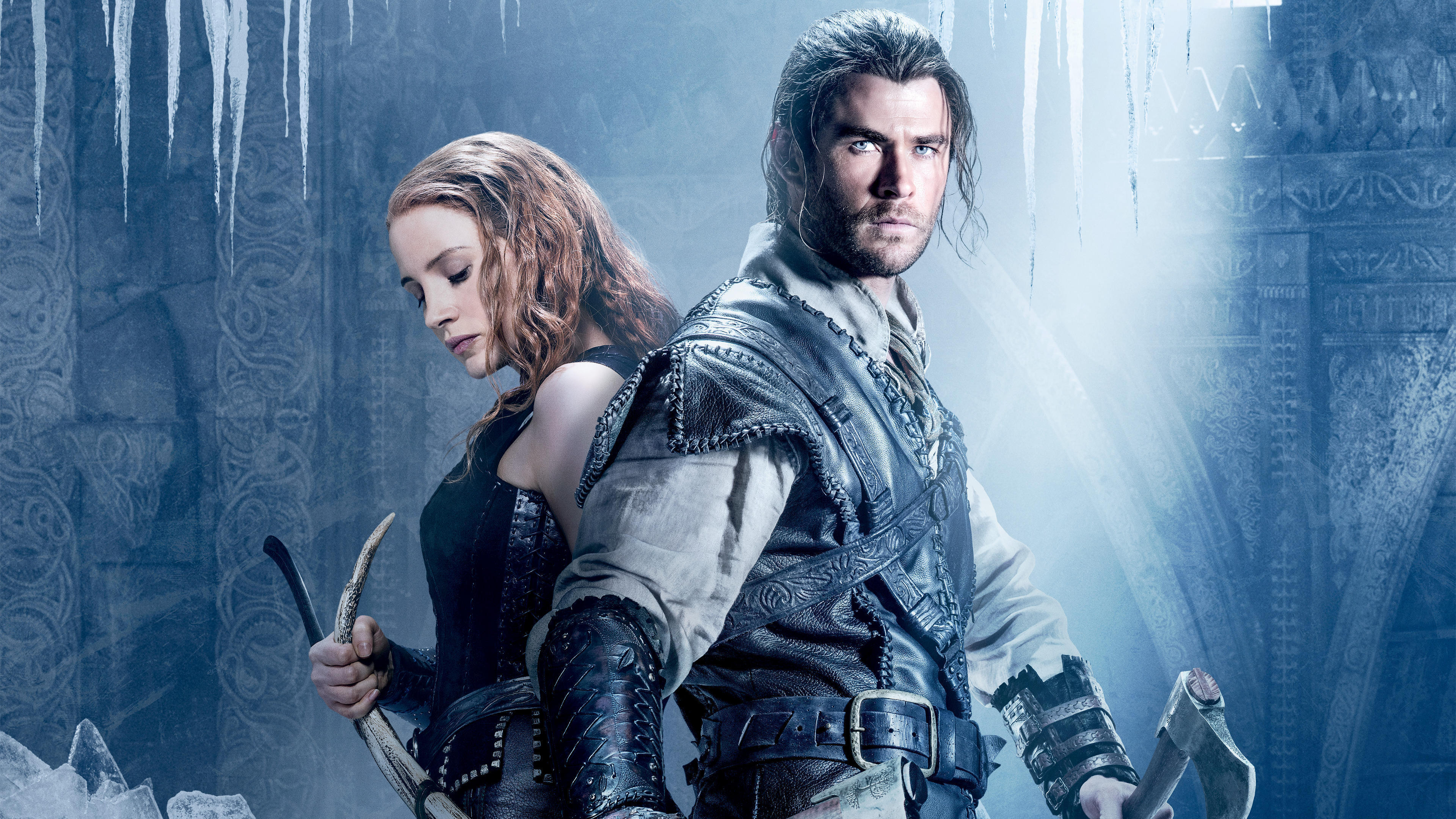 The Huntsman Winter's War High Quality Wallpapers