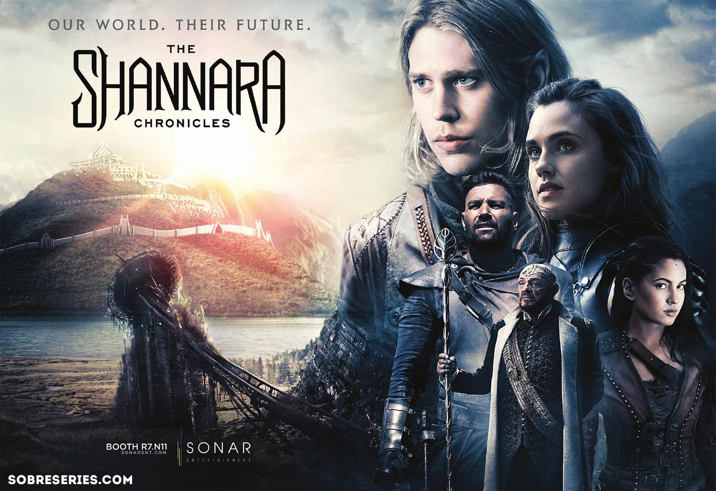 The Shannara Chronicles Wallpapers