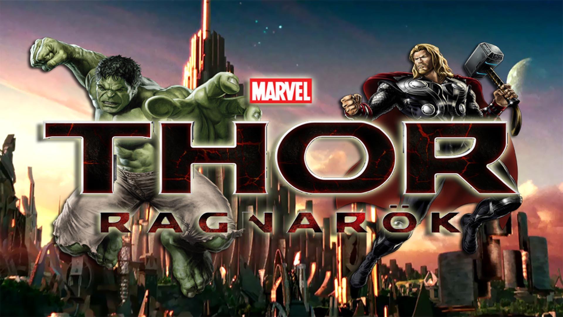 Thor Ragnarok Images