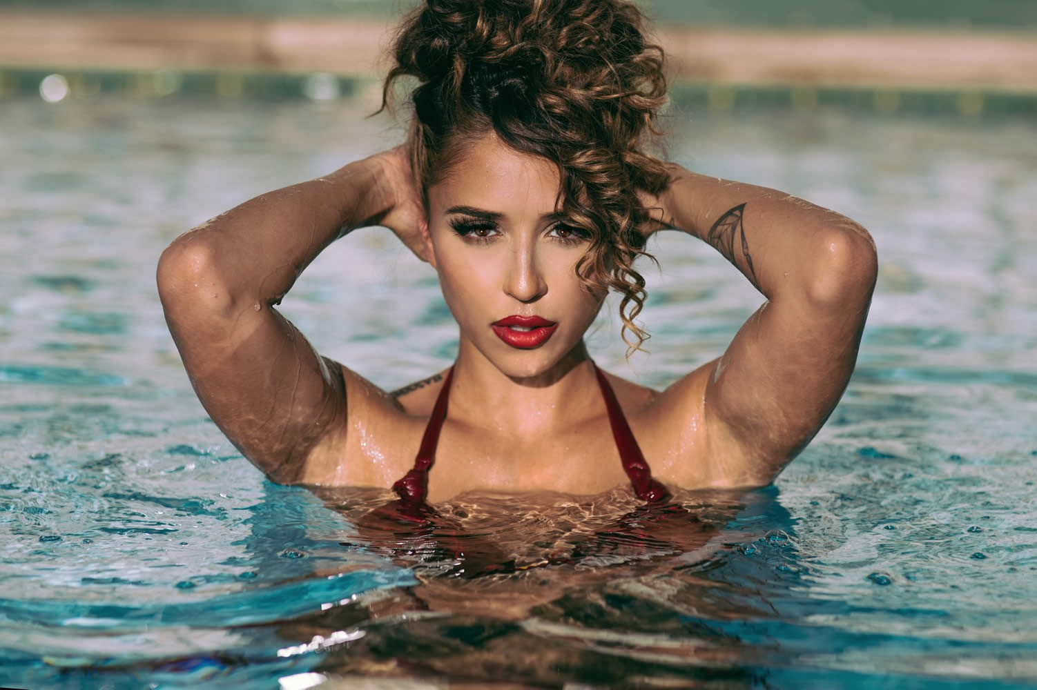 Tianna Gregory For Desktop Background