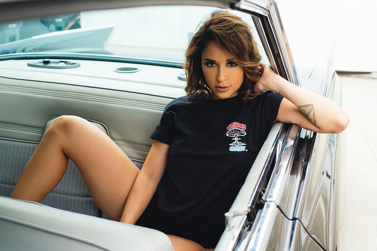 Tianna Gregory Free Images