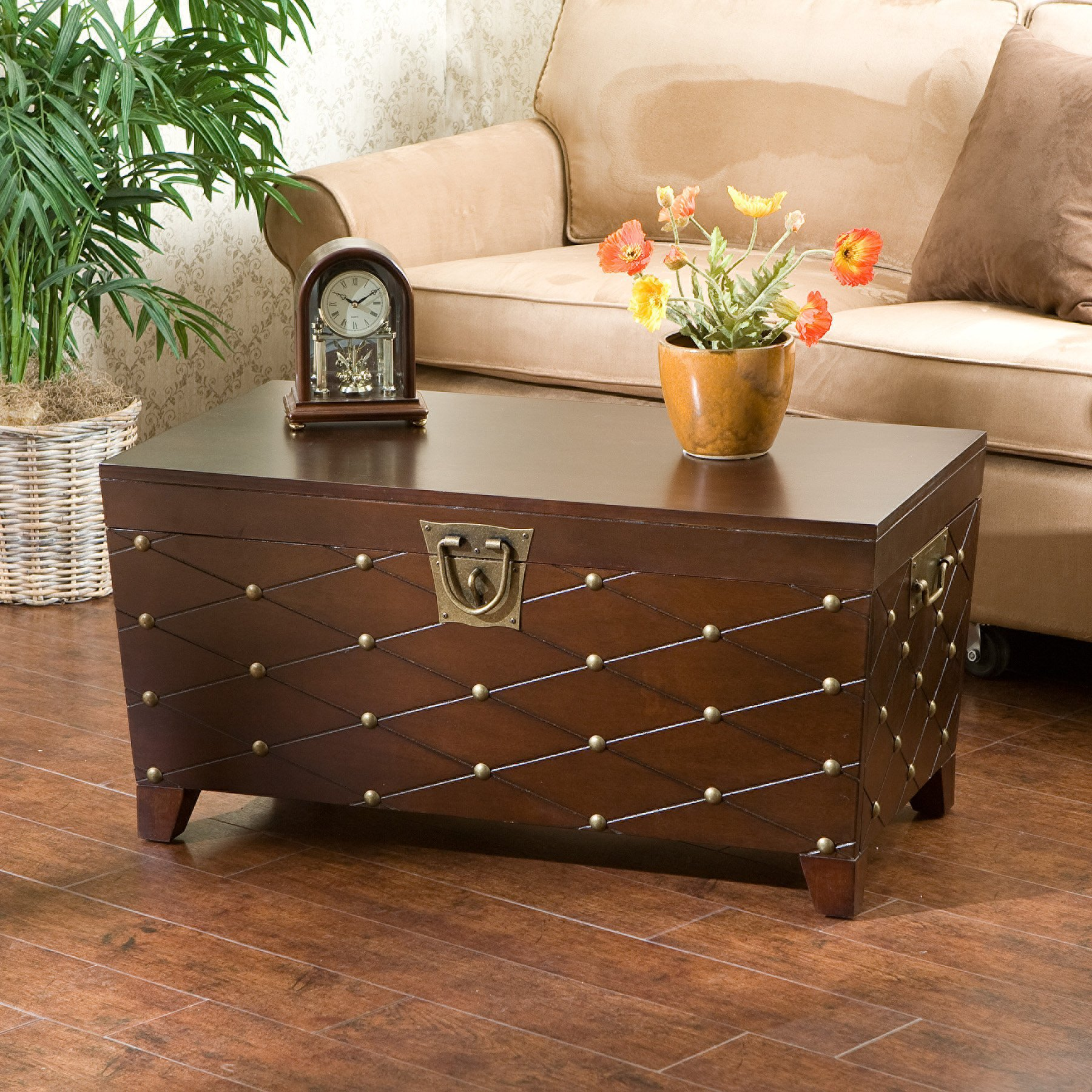 Tiny Chest Coffee Table