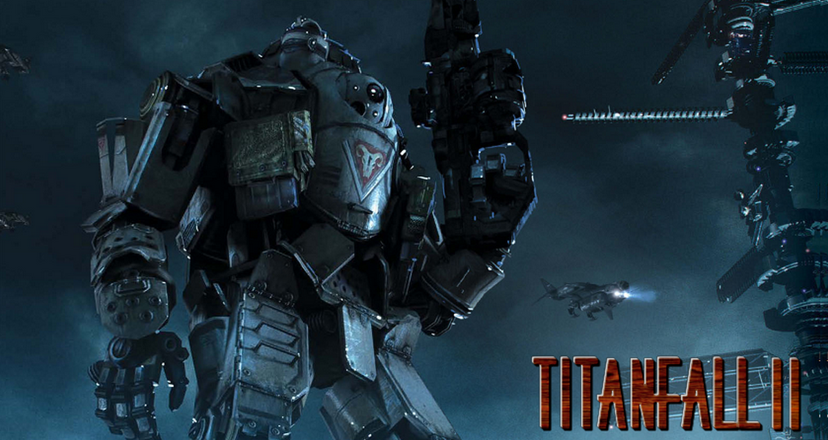 Titanfall 2 Images