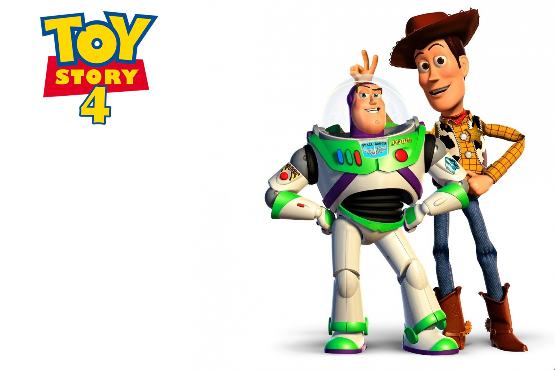 Toy Story 4 Hd Wallpaper