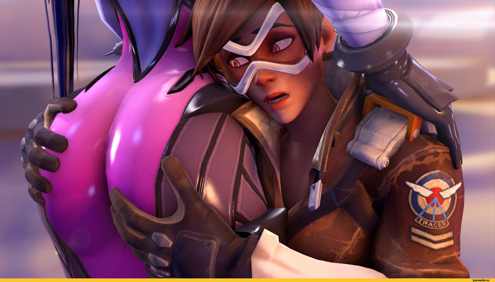 Tracer Overwatch Игры Widowmaker 2629748