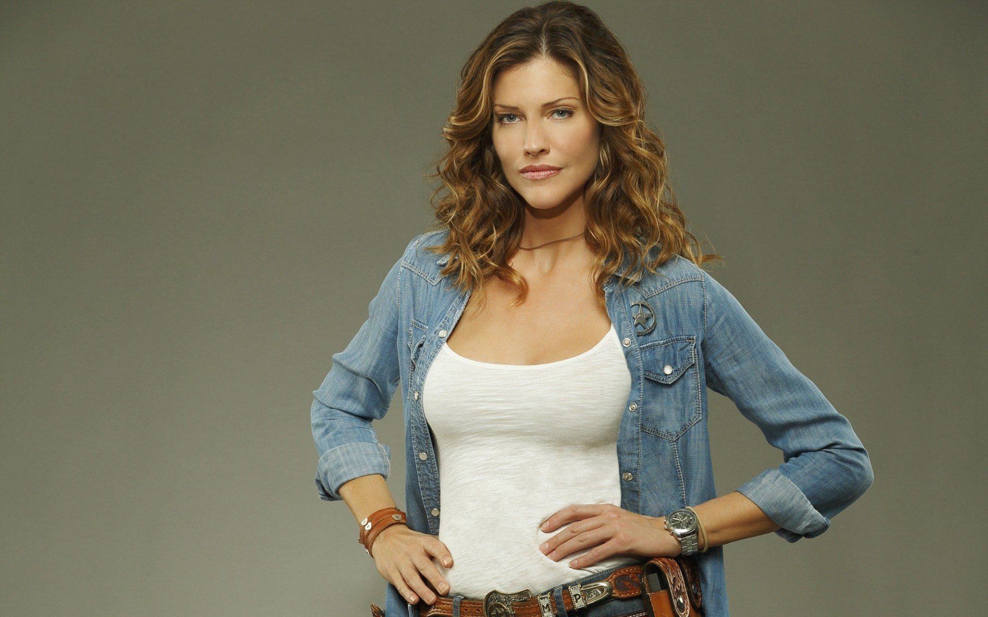 Tricia Helfer Wallpapers And Backgrounds